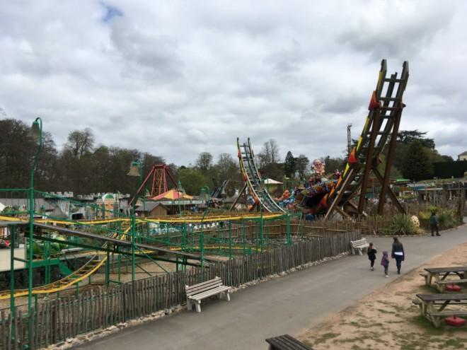 west midland safari park review, safari parks kids, rides at west midland safari park