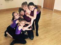 dance lessons witney, ballet lessons witney, tap dance for kids