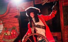 peter pan, cogges farm christmas show, witney