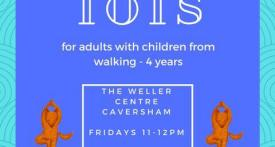 fox yoga for kids caversham