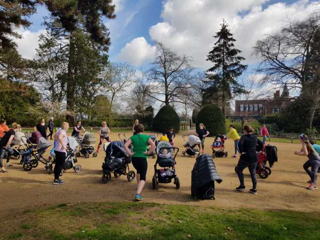 buggy fit class oxford