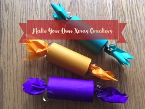 Make your own christmas crackers red kite days homemade christmas cracker make your own christmas crackers christmas cracker tutorial diy xmas solutioingenieria Image collections