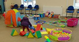 great western park baby and toddler group, GWP baby and toddler group, toddler groups in didcot, baby groups didcot