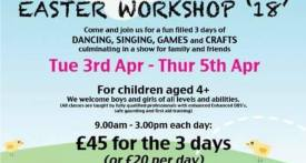 easter holiday clubs chinnor, easter camps chinnor, school holiday childcare chinnor