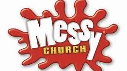 messy church, messy church didcot, whats on for kids in didcot on the weekend