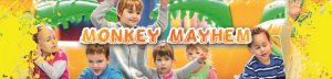 monkey mayhem didcot, soft play didcot, bouncy castle didcot