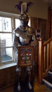 sturdys castle, family friendly restaurant kidlington, family friendly restaurant woodstock, knight in armour
