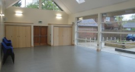 all saints youth community hall didcot, halls to hire in didcot, party hall hire didcot, party venue didcot