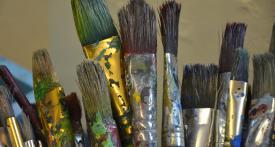 kids art class oxford, art holiday club oxford