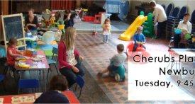 cherubs playgroup newbury, toddler groups tuesday newbury, baby groups tuesday newbury, where to meet mums in newbury