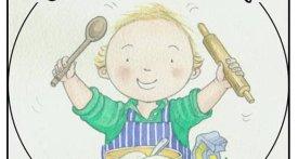 crafty cooks, preschool cookery class berkshire, toddler cookery class marlow