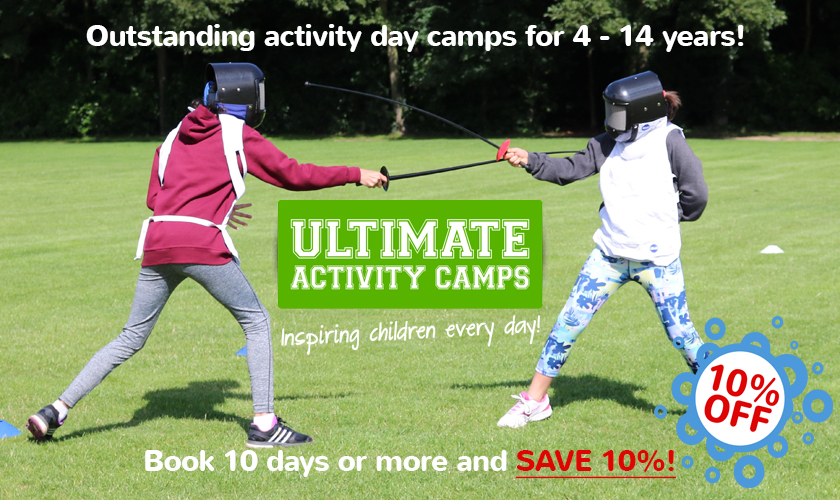 summer holiday clubs oxfordshire, best holiday activity camps oxford