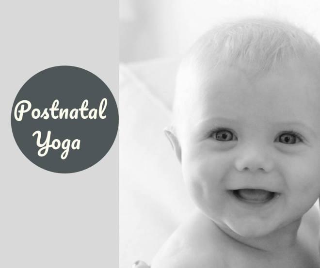 postnatal yoga thame