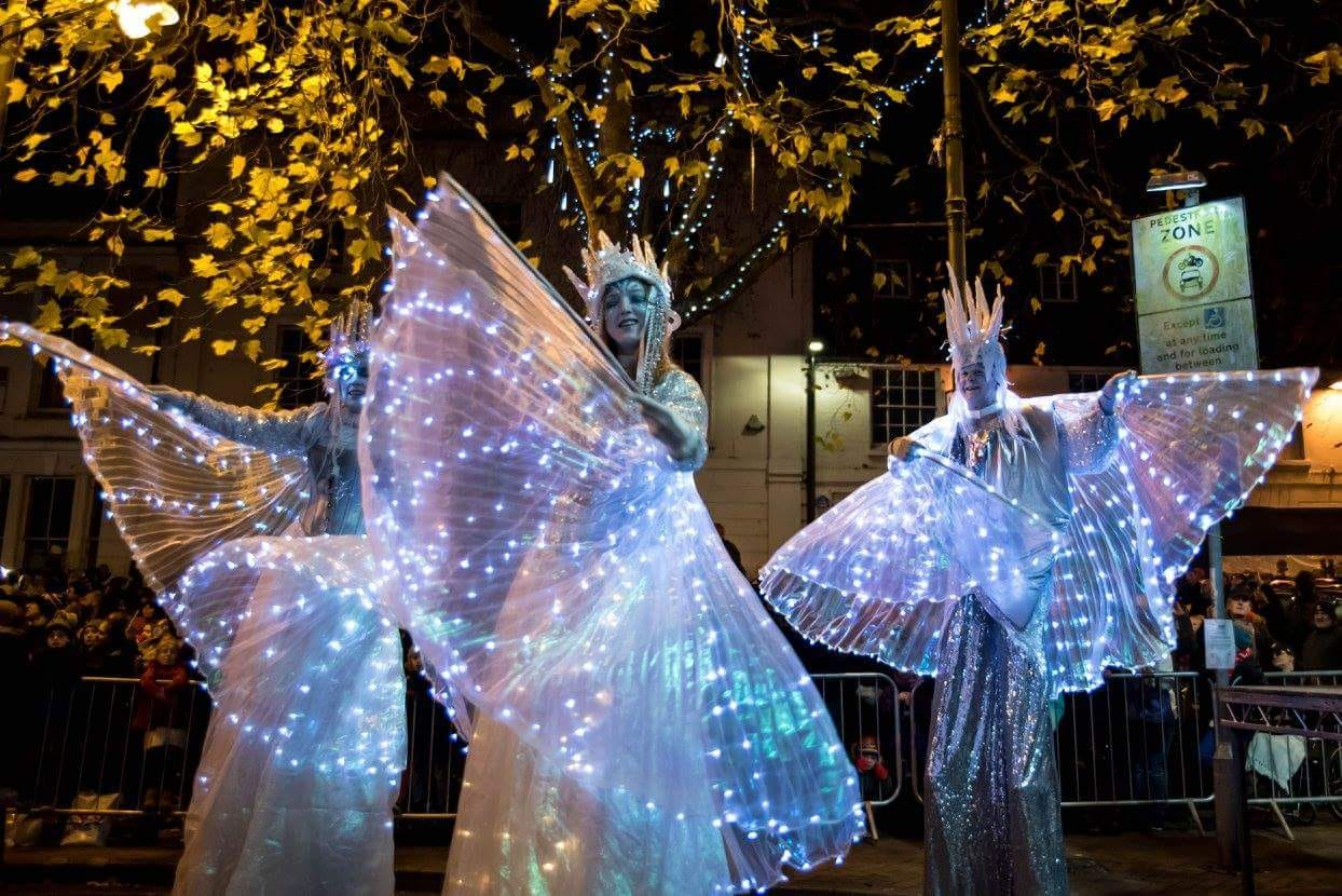 Banbury Christmas Lights Switch On 2018