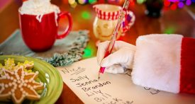 santa personalised letter, royal mail father christmas letter