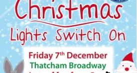 thatcham christmas lights