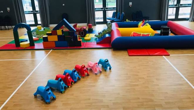 soft play bicester, Ready 2 Tumble, soft play hire