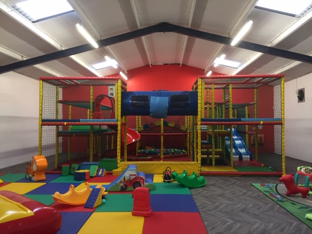 soft play Carterton, soft play Witney, indoor soft play Oxfordshire