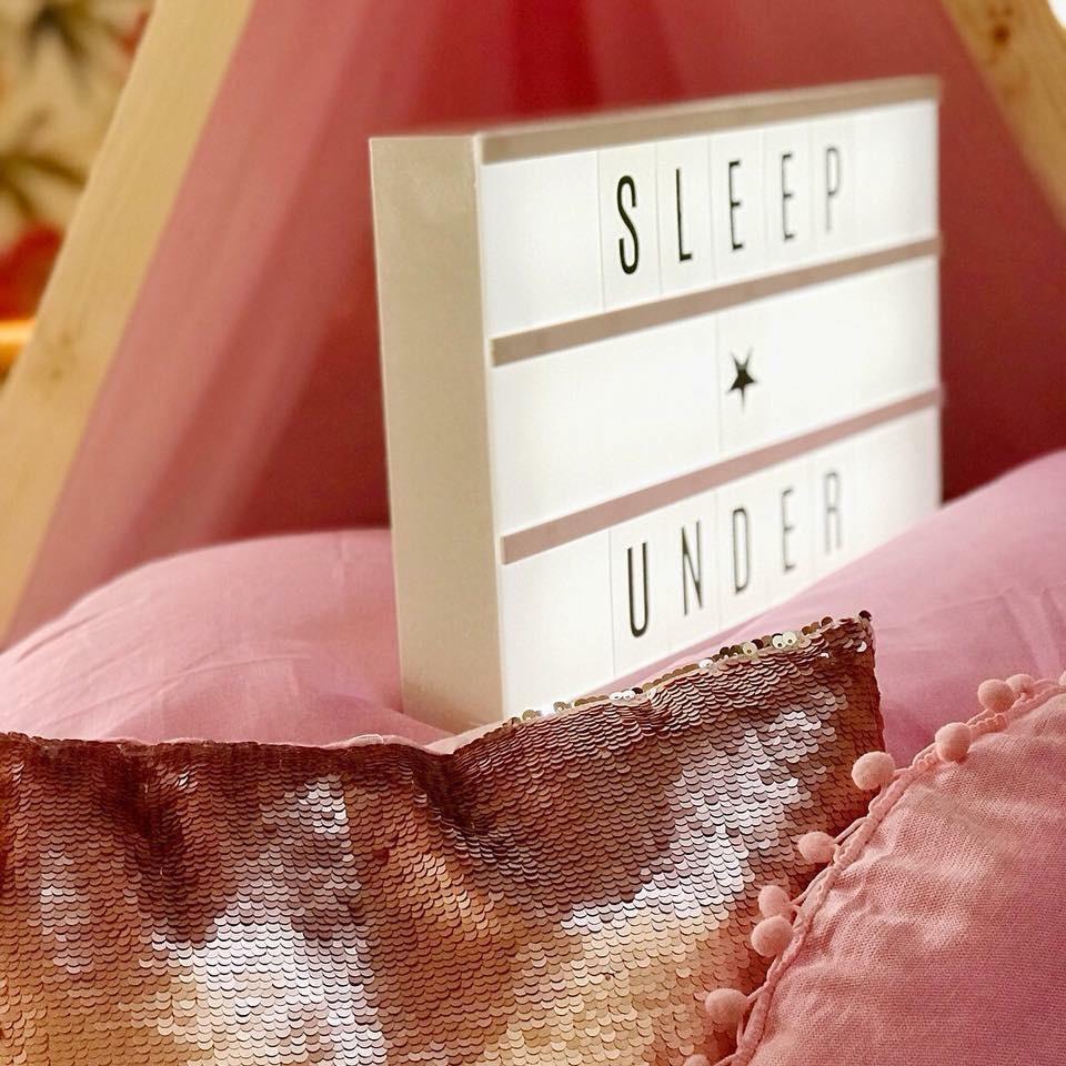 Sleepunder sleepover party provider Oxfordshire Buckinghamshire