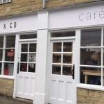 child friendly cafe Eynsham