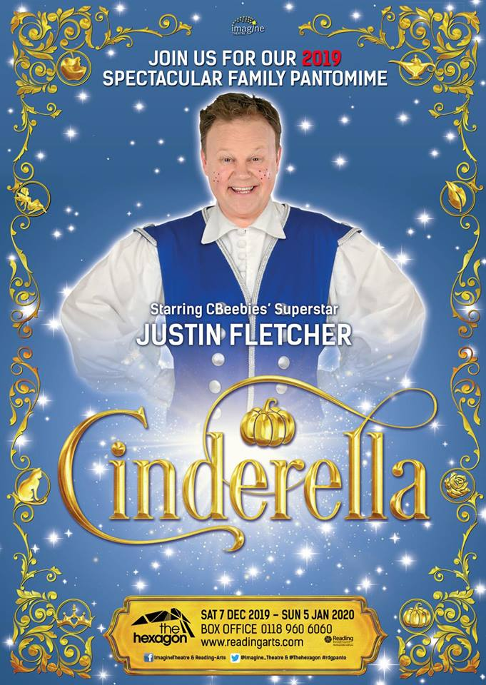 Cinderella Christmas.Cinderella Christmas Panto 2019 At The Hexagon Red Kite Days