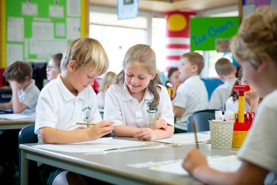 primary school Abingdon, prep school Abingdon, Manor Prep, forest school Abigndon