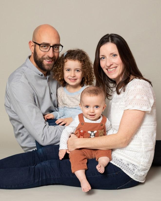 family portrait photographer Windsor