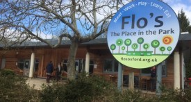 florence park cafe, flos cafe oxford, child friendly cafe cowley