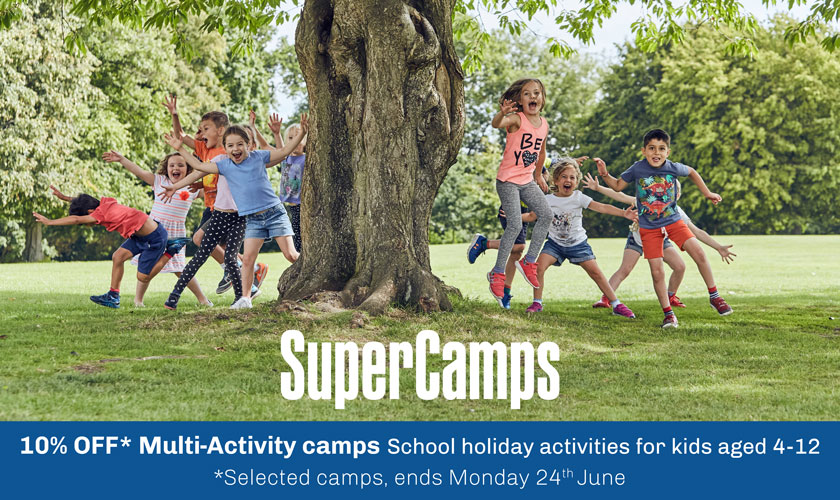 summer holiday camps, summer holiday childcare, best kids holiday camps
