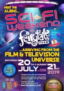 sci fi event oxfordshire