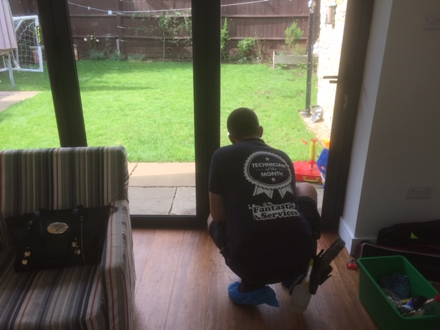 window cleaner oxfordshire