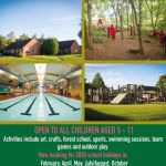 holiday club Banbury, kids activity camp Banbury, easter holiday childcare banbury