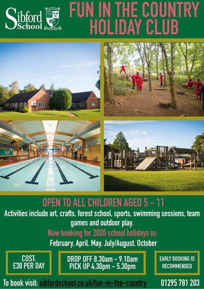 holiday club Banbury, kids activity camp Banbury, easter holiday childcare banbury