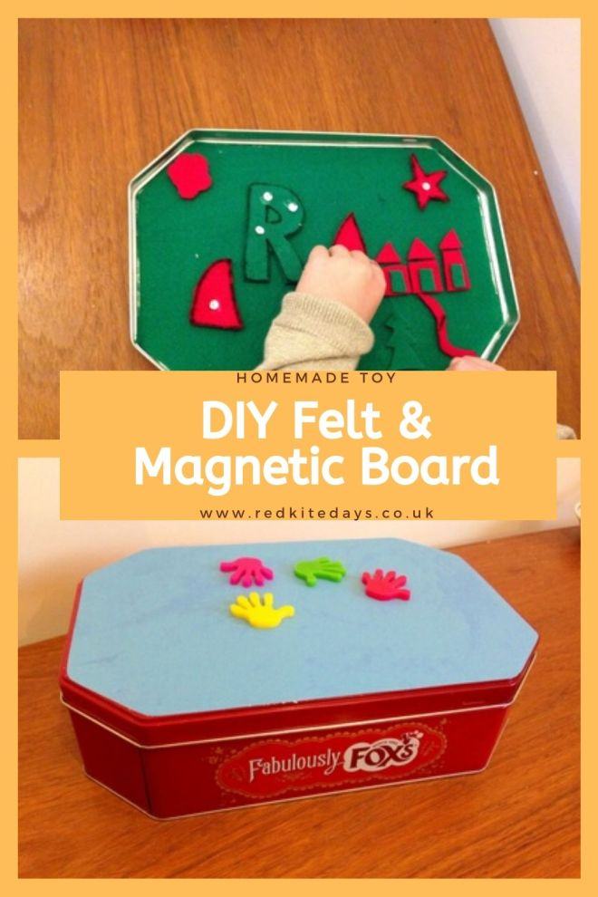 diy kids felt board, make your own felt board, kids felt board