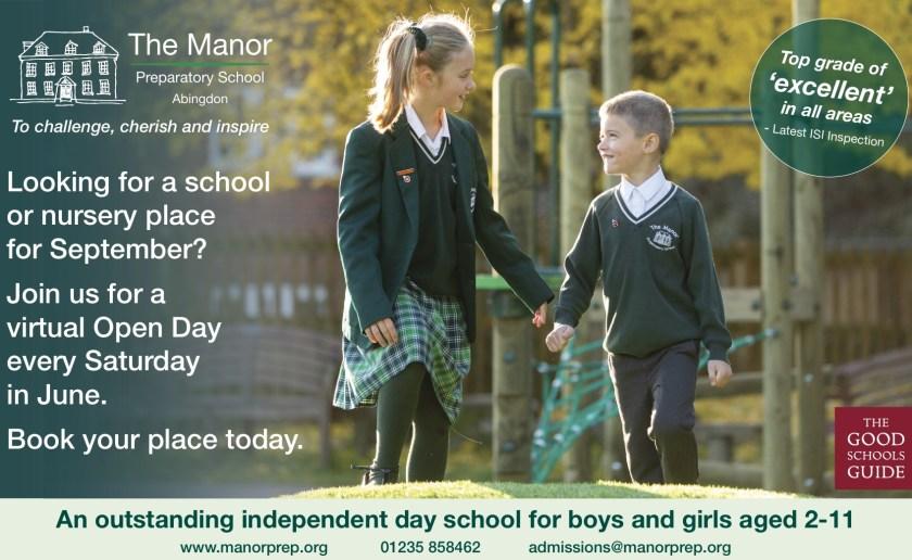 Manor Prep school visit