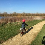 tar lakes witney, biking witney, buggy walk witney, pushchair walk witney, tar lakes