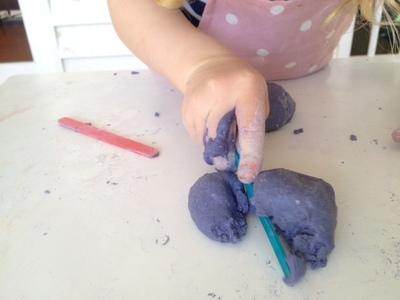non toxic slime recipe, make your own slime, easy slime tutorial, make slime kids