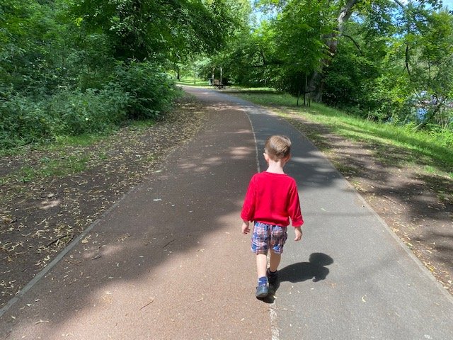 where to cycle in High Wycombe, learn to ride a bike High Wycombe, family cycle High Wycombe, cycle paths The Rye