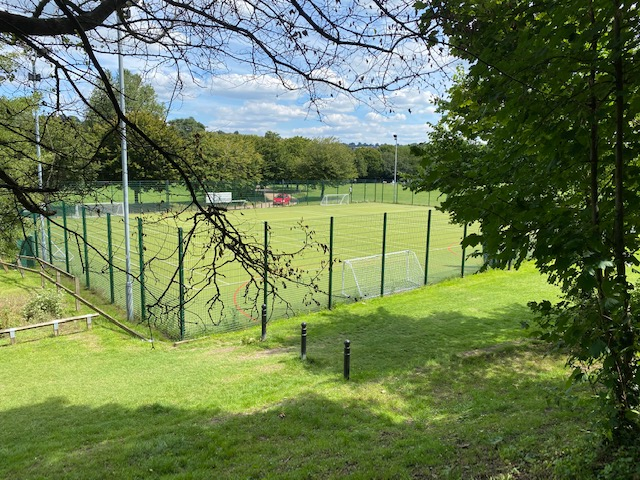 High Wycombe tennis courts, play tennis High Wycombe, The Rye tennis