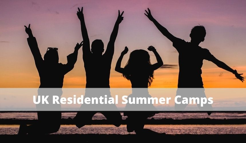 best summer residential camps, uk summer camps, uk overnight summer camps