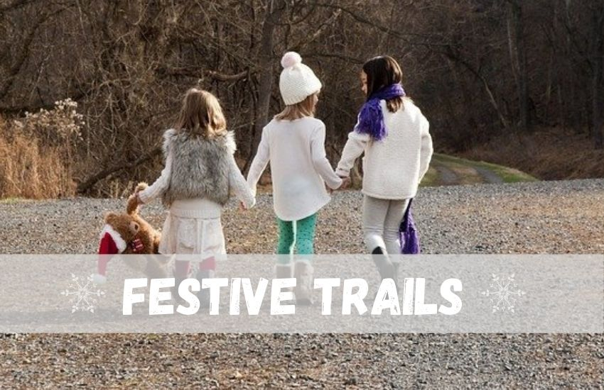 christmas family walk, christmas trails oxfordshire, christmas events oxfordshires, whats on for kids oxfordshire