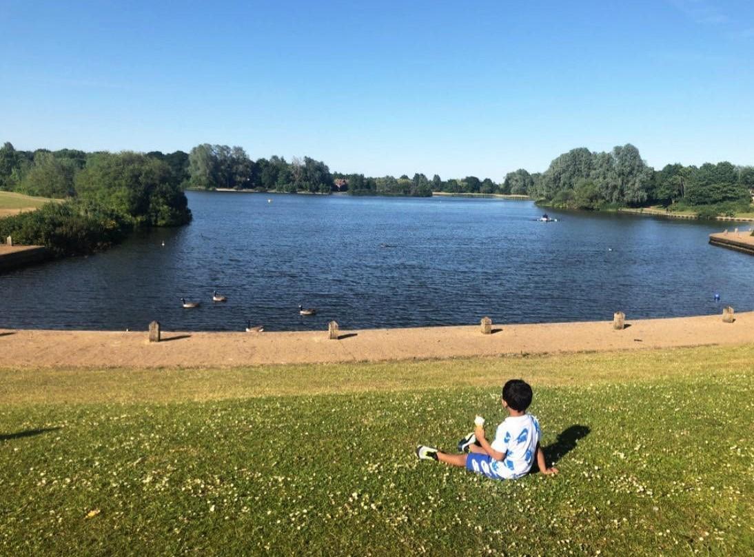 Caldecotte Lake, Milton Keynes lakes