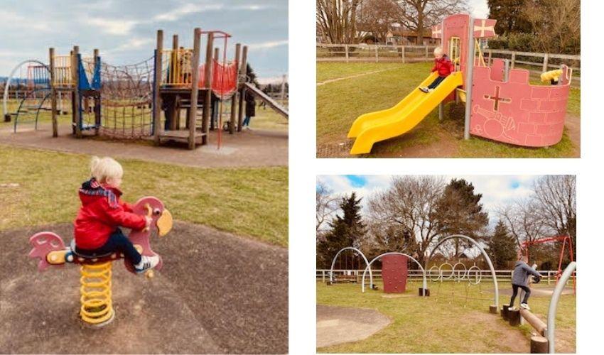 cookham play park, cookham playground, alfred major recreation ground cookham