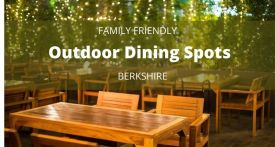 family pubs berkshire, family pub outdoor dining berkshire, eating out with kids berkshire