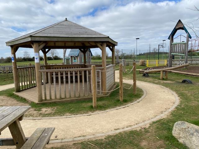 little milton playground, little milton play park, little milton play area oxfordshire