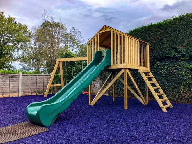Reading pub with childrens play area