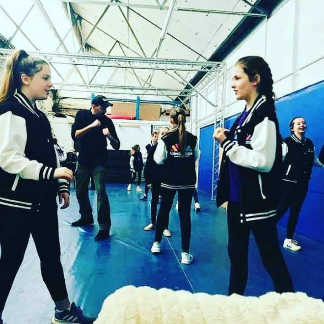 dance holiday club banbury, summer holiday childcare banbury, residential summer camp oxfordshire