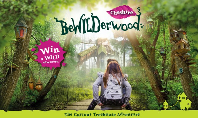 bewilderwood cheshire, bewilderwood competition, bewilderwood discount, bewilderwood tickets, giveaway, competition