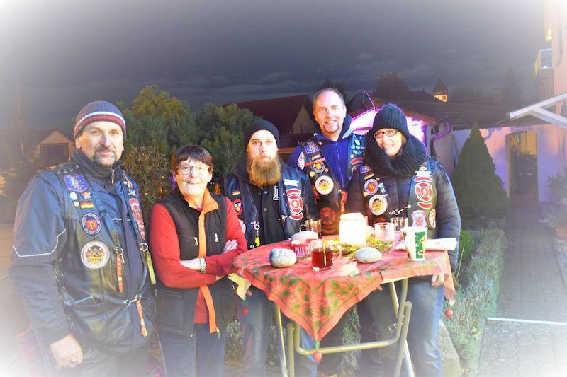 charity-adventstreffen 2019 bei willi web artikelbild red knights