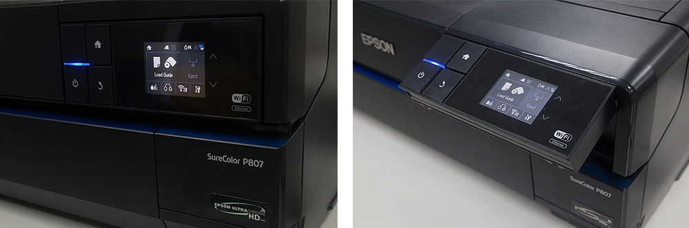 Hands-On: Epson P807 | redlab*